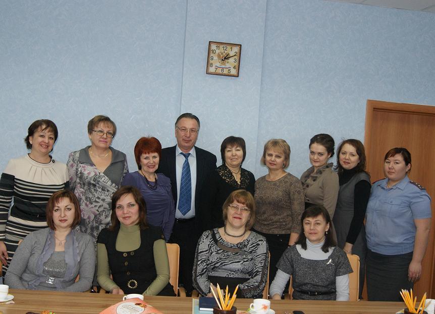 Калининский дошкольный отдел образования новосибирск